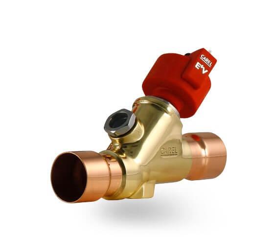 expansní ventil do tepelného čerpadla
