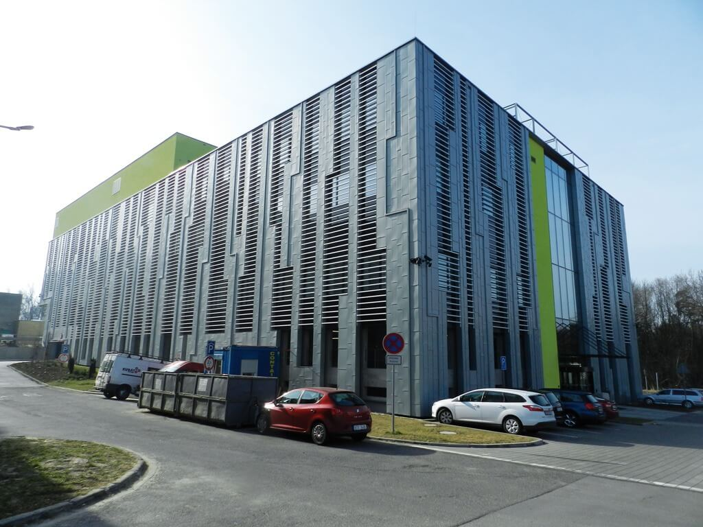 Narodni superpocitacove centrum IT4 Innovations
