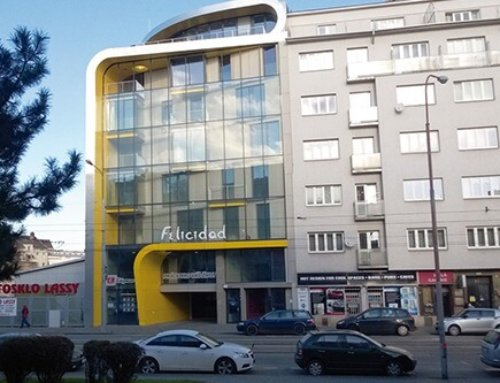 Polyfunkční objekt Felicidad, Brno