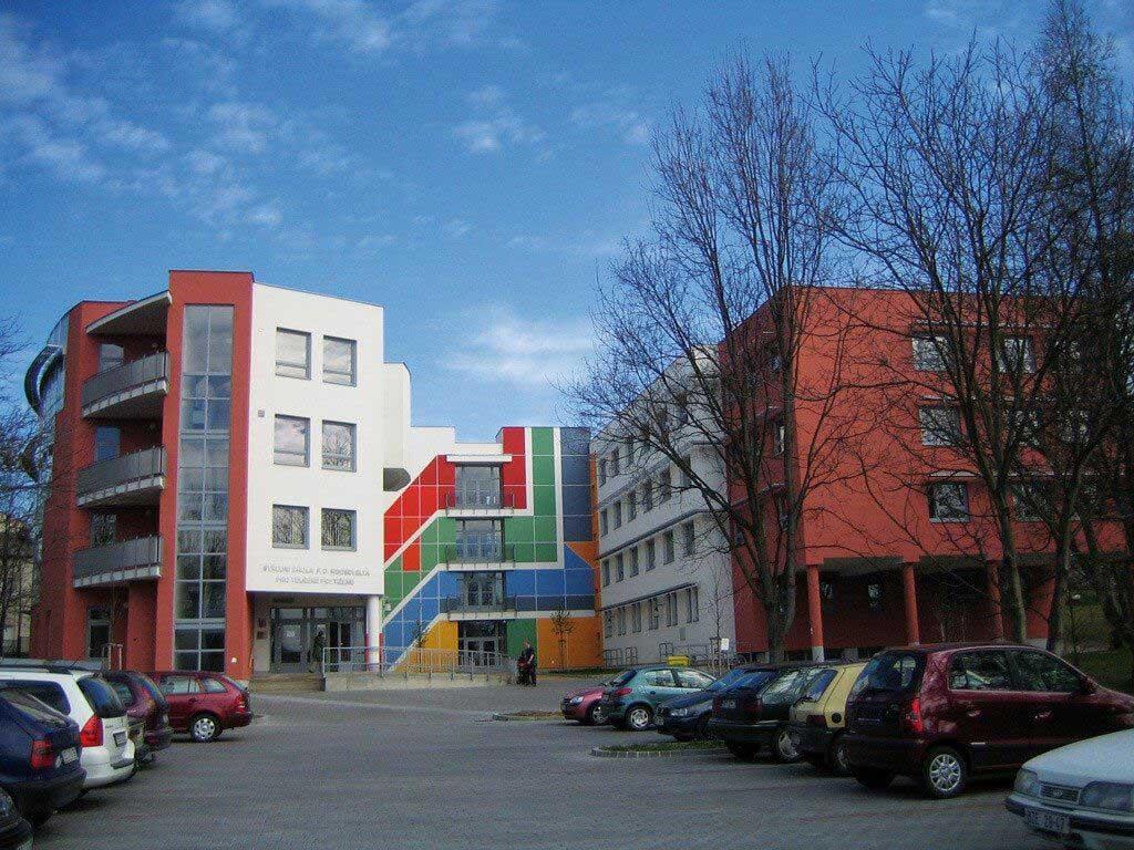 Stredni skola F. D. Roosevelta Brno 1